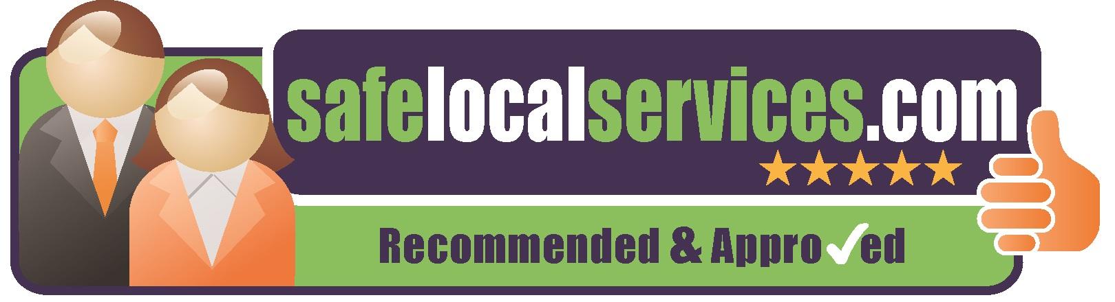 Safe Local Services Logo